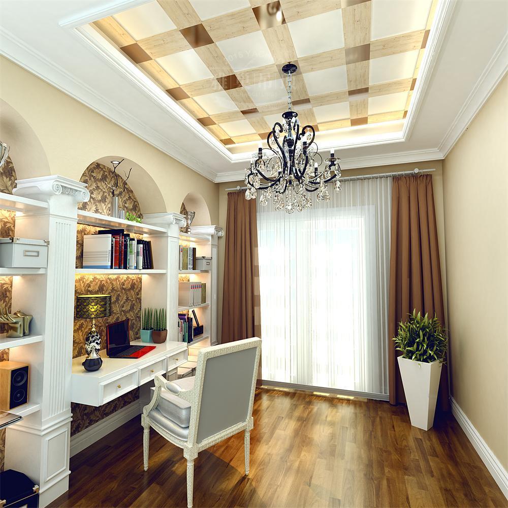书房天花板吊顶