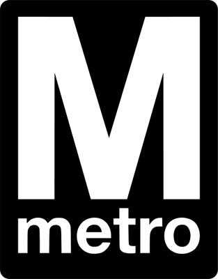 华盛顿地铁logo