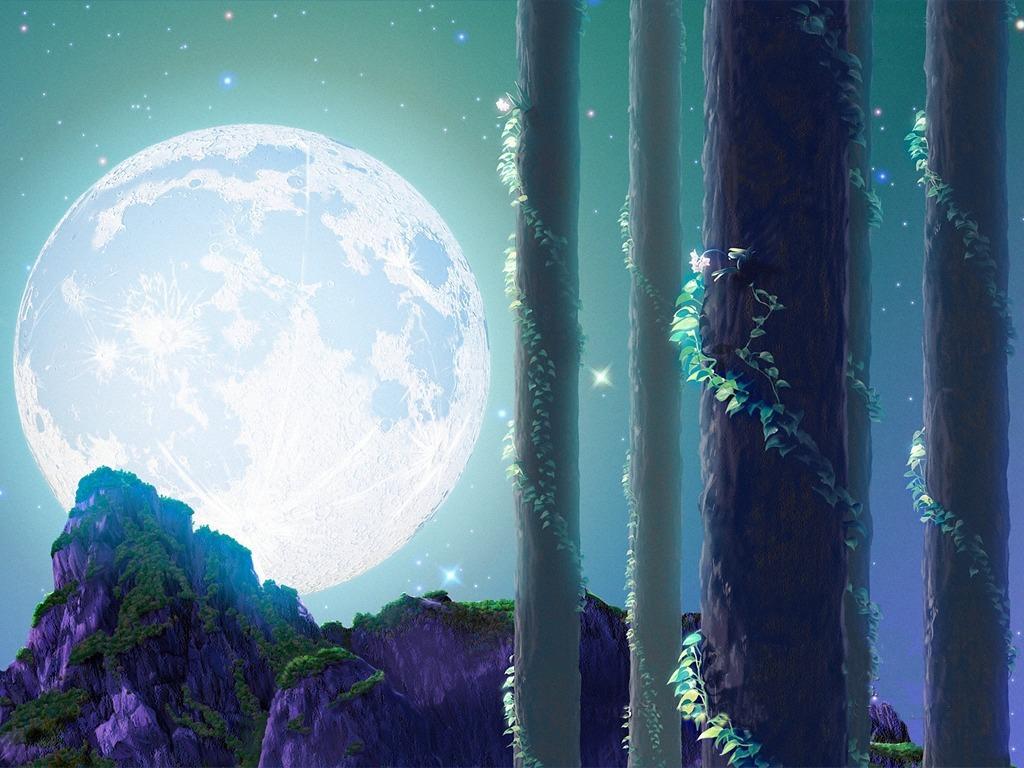 中秋,那轮月[梦游原创] - 梦游天姥 - 梦游天姥 欢迎您