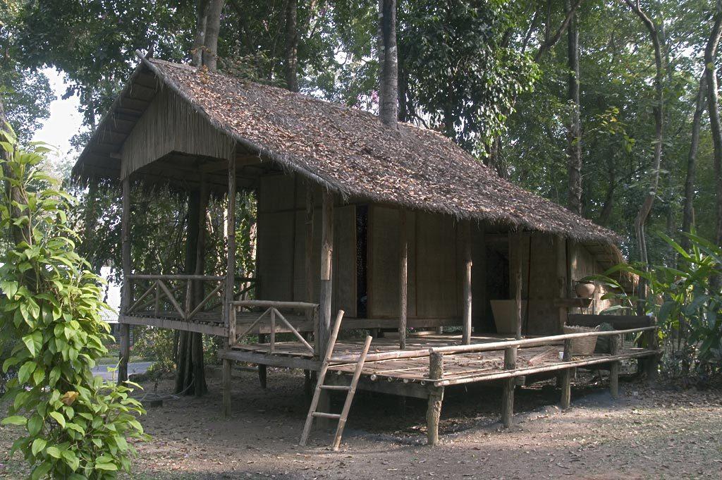 虽然茅草一直用于盖村舍和农场建筑物