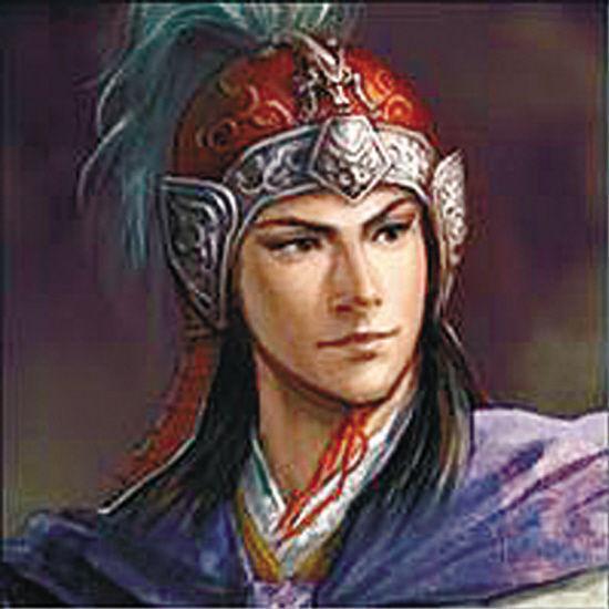 但在《三国演义》中,周瑜成了诸葛亮的垫底人物