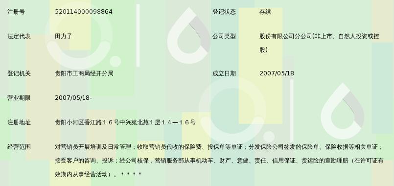 财产股份排名阳光贵州省分小河营县山西省_地区_十市前高中保险的图片