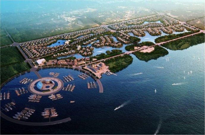 唐津等高速公路相连;沿海高速横贯东西,东接北戴河,西达天津;滨海大道